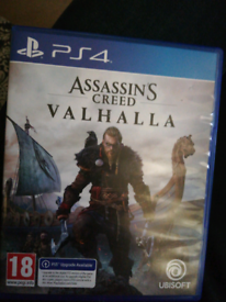 Assasions creed valhalla ps4 make an offer