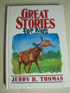 Great Stories for Kids-Brand New-True Stories that teach values