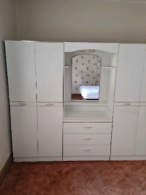 Wardrobes beds mirrors