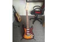 Fender squire stratocast
