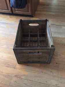Looking for old Milk crates