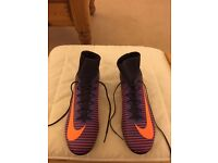NIKE MERCURIAL FOOTBALL BOOTS UK 10 £60