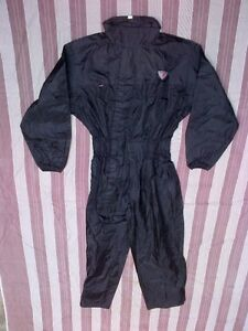 black coveralls for airsoft and paintball lovers