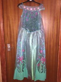 Elsa dress - Frozen Fever age 9 - 10