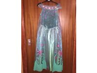 Elsa dress - Frozen Fever age 9 - 10
