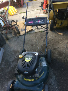 6.5hp Craftsman lawnmower- parting out
