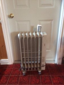 Portable Radiator Heater