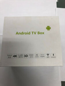 Android Box-6.0-4K-H.265HEVC-3D-KODI/JARVIS-2G/DDR3.