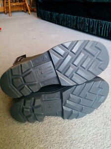 Dunlop Rubber Steel Toe Work Boots London Ontario image 2