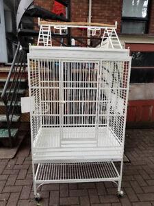 Grande Cage pour oiseau