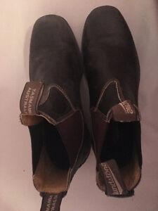 Brown Chisel Toe Blundstone Boots Worn Twice!