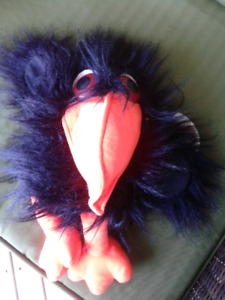 Crow Puppet BRAND NEW