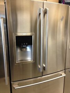 """ELECTROLUX  36""""  STAINLESS  FRENCH DOOR  BOTTOM FREEZER"""