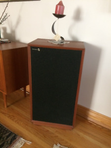 Rectilinear Highboy Speakers
