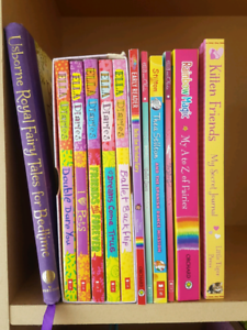 Girls Young Reader Book Bundle