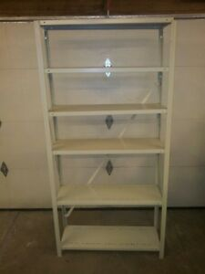 Heavy Duty Metal Shelving