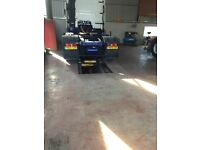 lorry and trailer work