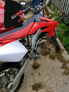 2004 crf250x  SOLD