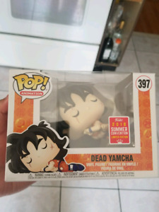 Sdcc dead yamcha funko pop for sale