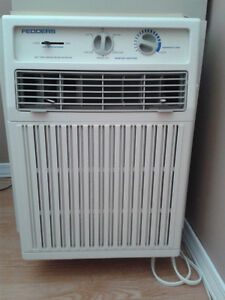 Fedders Vertical Window Air Conditioner
