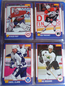 Hockey Collectors Book of Limited Cards (VIEW OTHER ADS)