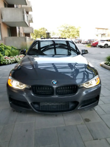BMW 335xi M Performance 2013