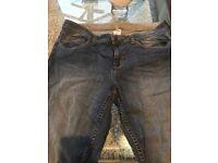Joules ladies jeans size 14