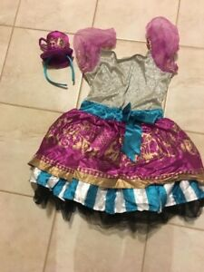 Girls Size 14 Mad Hatter