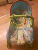 $7 Infant to Toddler Vibrating Chair