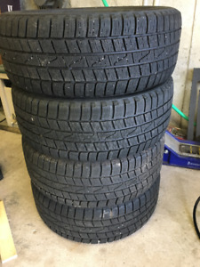 225/45R18 Snow tires