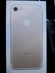 IPhone 7 32gb Gold new