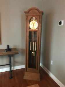Grandfather Clock - Mint Condition and Perfect Working Order