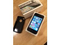 iPhone 4S-16GB-On EE-T mobile orange and Virgin network