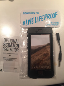 LIFEPROOF case FOR iPHONE 6s -Brand New -Black