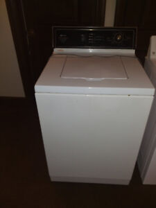Maytag washer Extra large heavy duty top load