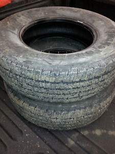Tires for sale LT 275/70R-18