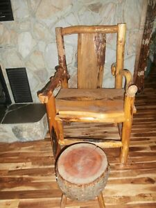 chair with ottoman Prince George British Columbia image 1