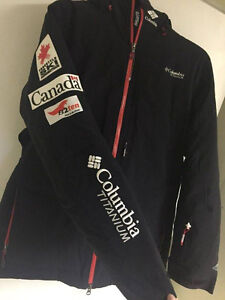 Team Canada Ski Jacket - PRICE REDUCED