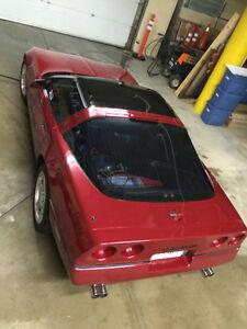 1988 Chevrolet Corvette Coupe (2 door)
