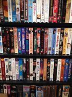 ** ENTRE 1000 et 2000 FILMS VHS à vendre - FAITES VOTRE OFFRE !