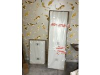 Victorian Plumbing brand new and packaged side and end bath panels,