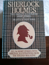 Sherlock Holmes Complete 56 Short Stories