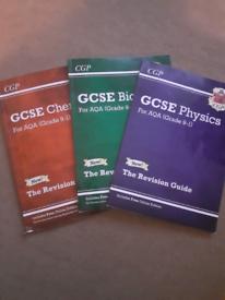 GCSE revision Books for school