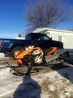 2012 xf 800 sno pro (highcountry converted)