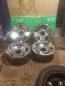 Chrome 18 FORD 8 BOLT