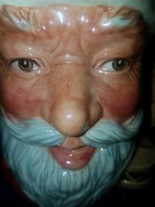 Royal doulton Santa claus mug