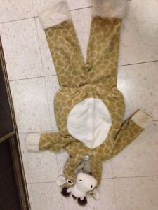 Old Navy Giraffe costume size 2t - 3t