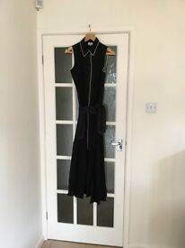 Black Designer Dress by Michel Ambers