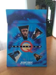 Star trek Q Continuum box set VHS