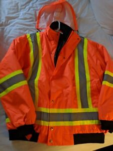WInter Parka- Hi-Vis 5 in 1 Brand New